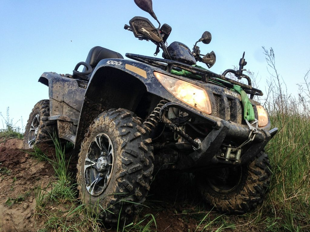 Major Components Of A Quad Bike You Should Know Before Buying