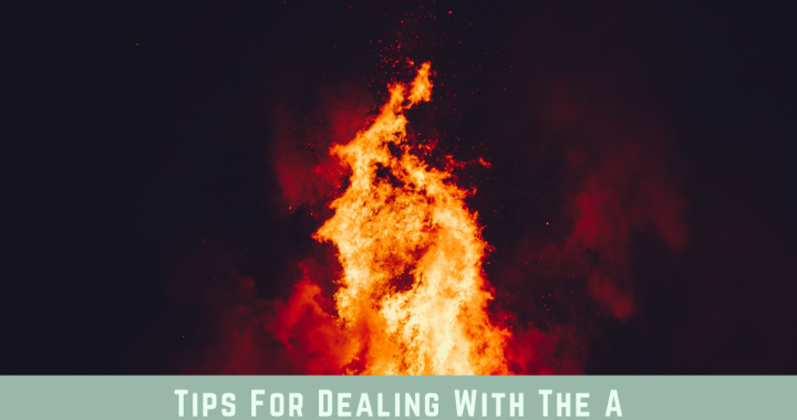 Domestic Fire: A Guide To Dealing With Damage