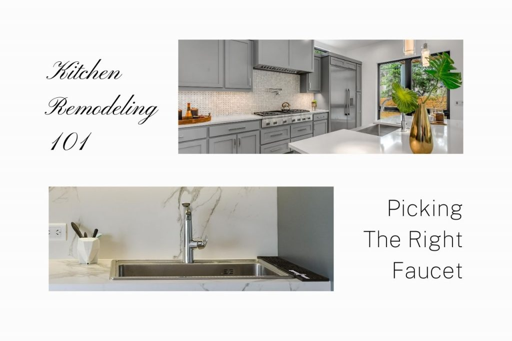 Picking The Right Faucet